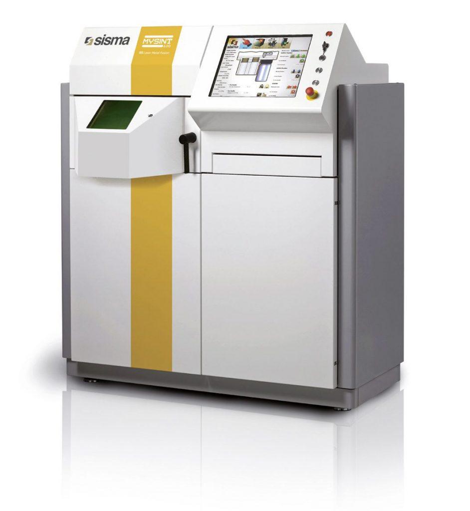 impianto stampa 3d