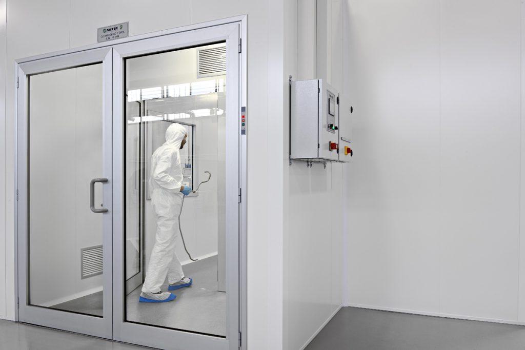 Cleanroom ecor international