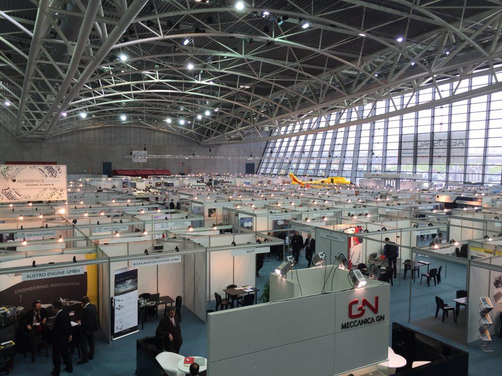 arospace & defense meetings torino ecor international