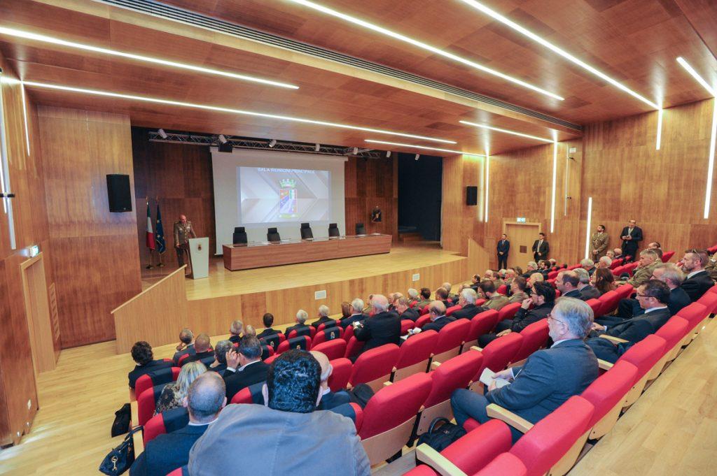 L'intervento del Segretario Generale della Difesa e Generale di Corpo D'Armata Nicolò Falsaperna