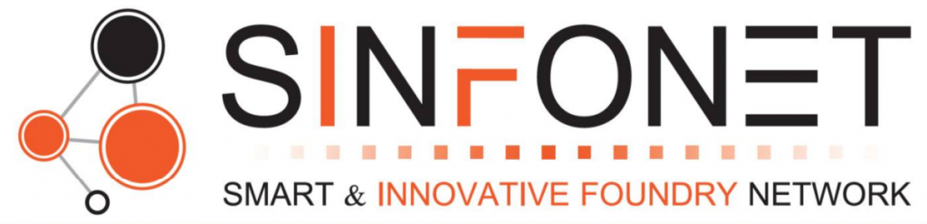 Il logo della rete SInfonet di cui fa parte Ecor International.
