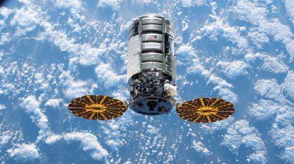 Il veicolo spaziale Cygnus della NASA: Ecor International è fornitore italiano per lo Spazio