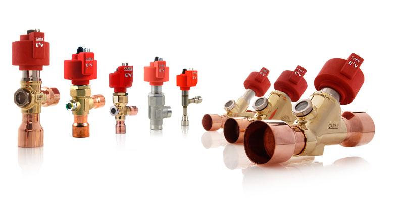 L'azienda ha contribuito alla produzione degli eiettori del cliente Carel destinati alla regolazione del gas refrigerante. La complessità del progetto era legata alla necessità di saldare tre tipologie di acciaio diverse tra loro.